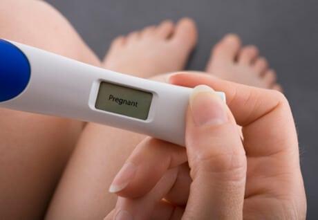 vroege zwangerschapstest (2)
